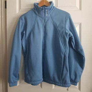 Columbia Blue Spring Jacket